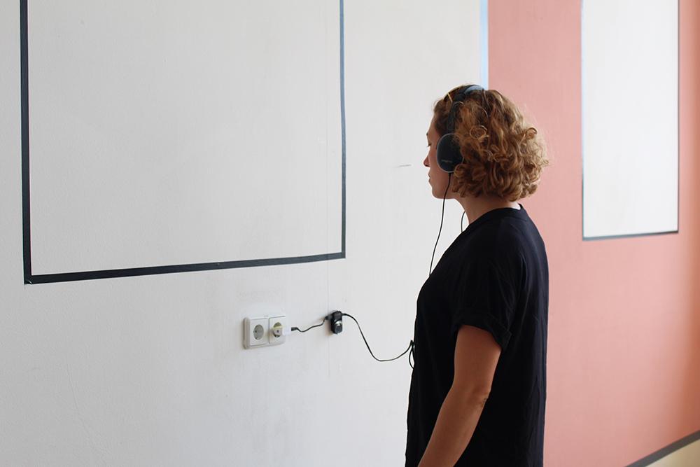 """Die Audioarbeit zum Projekt """"Im Aufbruch"""" von Annett Plonka"""